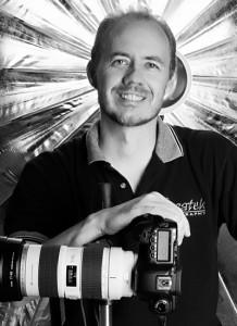 Photographer Dean Farrell